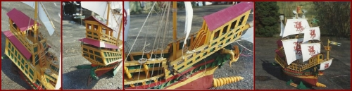 Galeschiff