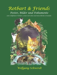 Das Cover von Rotbart & Friends